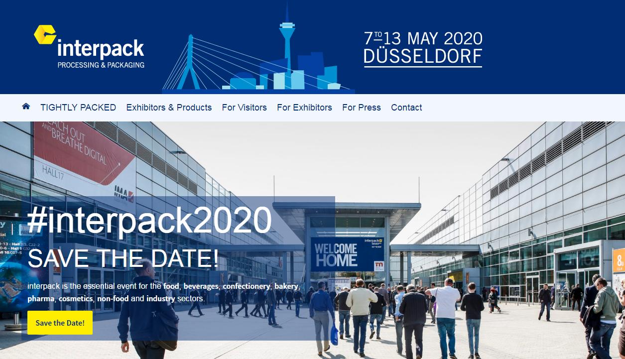 德国Interpack 2020展览会