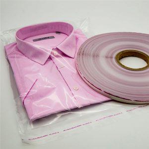 OPP袋用于服装袋的密封胶带