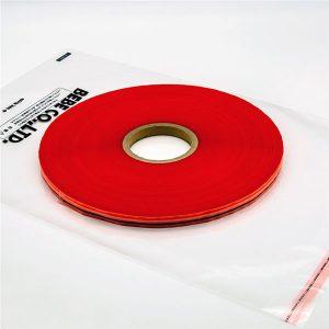 可重复密封的塑料袋密封胶带